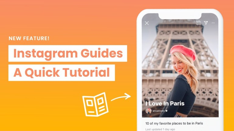 Instagram Guides Tutorial:How to use Instagram Guides for Business in 2021?