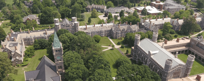 Acceptance Rate at Bryn Mawr College