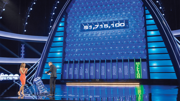 Wall Game Show