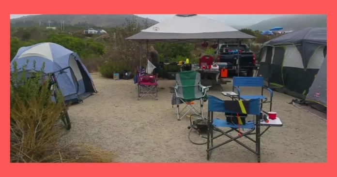 Crystal Cove Moro Campground