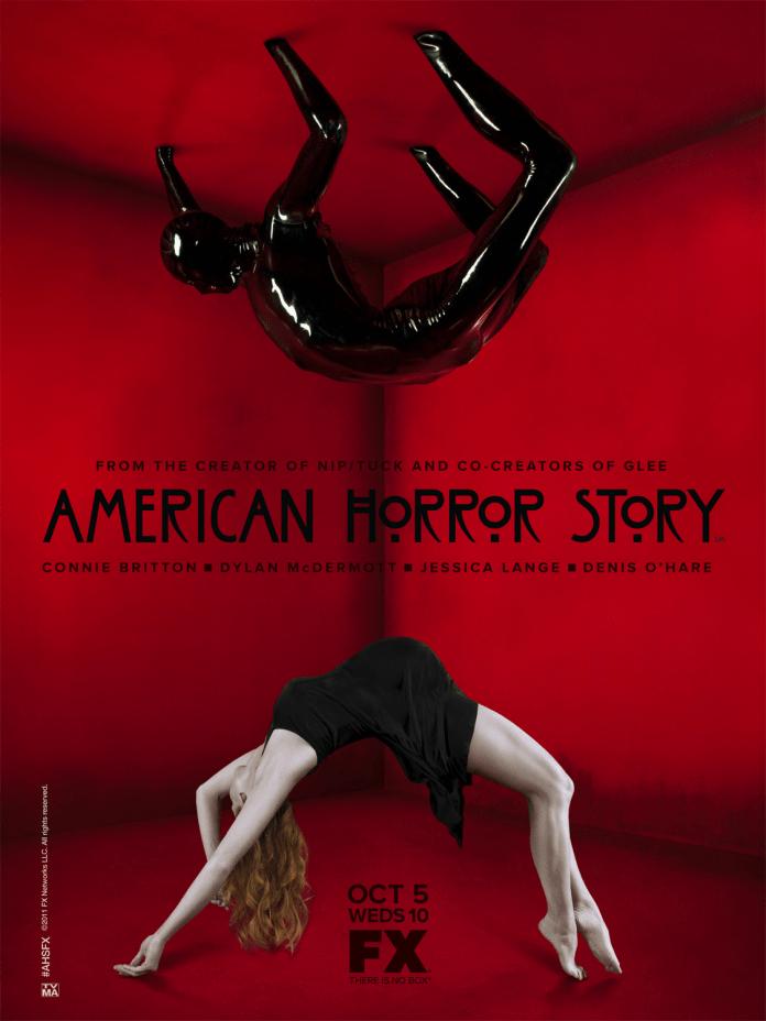 Murder House- Season 1 Best American Horror Story Ranked 1