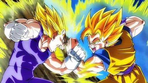 Goku vs Vegeta: How Fast is Goku