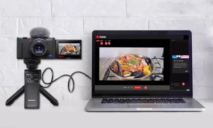 Imaging Edge Webcam: DSLR camera as a webcam