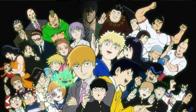 Characters: Mob Psycho Season 3