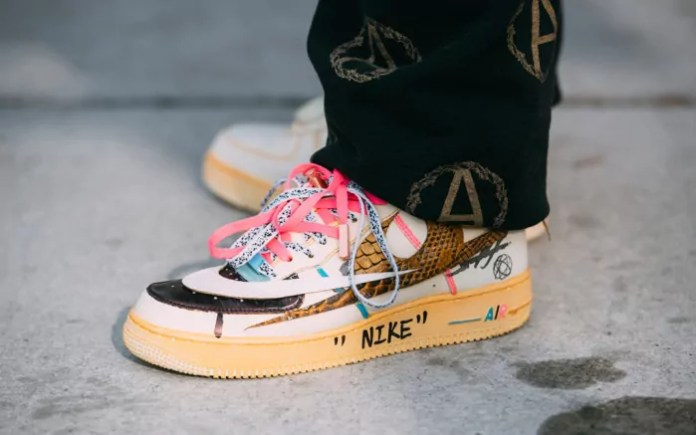 Sneakers | Every College Guy's Fantasy