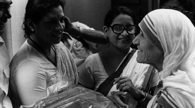 «Seigneur, je suis Ton petit instrument» Mère Teresa