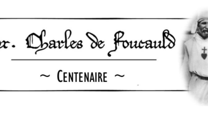 LES ÉTAPES DE LA VIE DE CHARLES DE FOUCAULD XXV