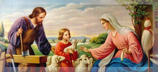 Saint Joseph, le patriarche et le juste