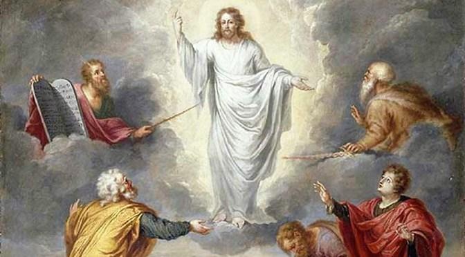 Qui veut vivre selon la volonté de Dieu, doit suivre Jésus, l'écouter.