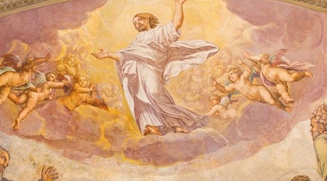 Le Fils de l'Homme monte au Ciel