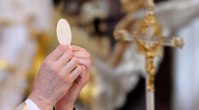 Pouvons-nous vivre sans la messe et sans l'Eucharistie ?