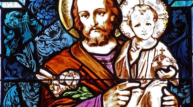 La vocation  de saint Joseph
