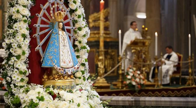 Notre Dame de Lujan, Modèle pour l'évangélisation
