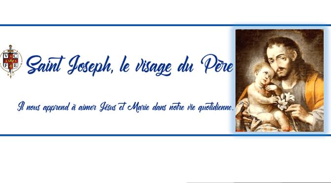 Le saint de l'Enfance de Jésus