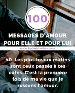Beau Texte D'amour Pour Lui : texte, d'amour, Messages, D'amour