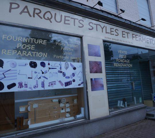 Parquets Styles et Fermetures