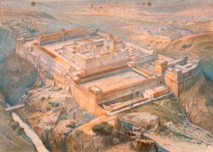 Jerusalem, Temple  Reconstruction