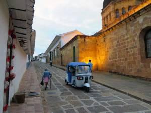 Los santandereanos tenemos fama de bravos. En la foto, el pueblito de Barichara, Santander