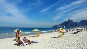 Ipanema, uno de los pocos lugares que los cariocas recomiendan a ojo cerrado