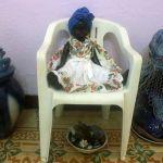 Santería en La Habana Cuba