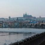 Hradčany y el Castillo de Praga