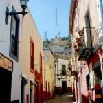 Calles de Guanajuato, Mexico