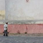 Abuelita en San Miguel de Allende en Mexico