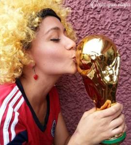 El Mundial se vive en Colombia