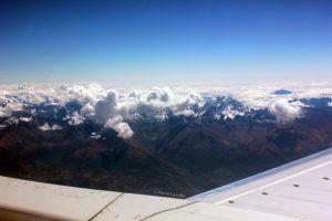 Llegar a Cusco en avión