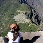 Vista desde la cima del Huayna Picchu