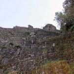 Ruinas en el Huayna Picchu