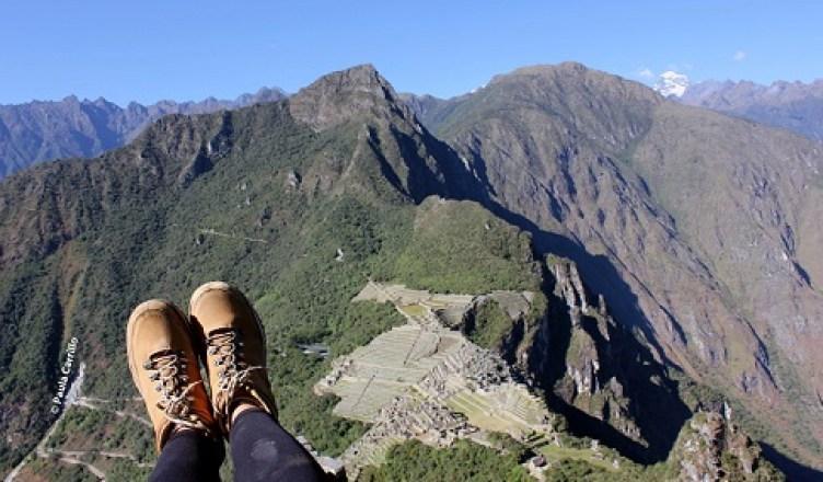 Subir al huayna picchu lo mejor de la triloga una vieja que viaja yo en la cima del huayna picchu fandeluxe Images