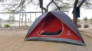 Acampar en el Desierto de la Tatacoa