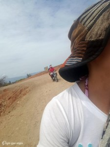 Motos en el Desierto de la Tatacoa