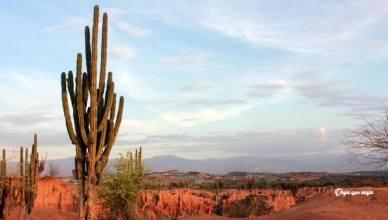 El Desierto de la Tatacoa, Colombia