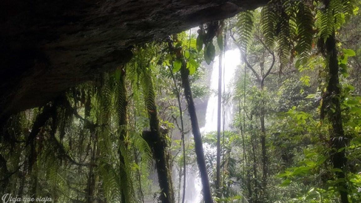 Putumayo cascada