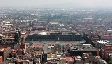 El Zócalo de México, Distrito Federal (CDMX)