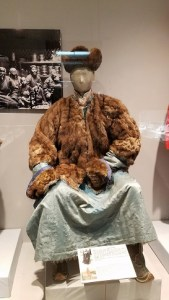 Vestido Hombre Mongolia