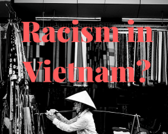 Racism in hiring to teach English in Vietnam