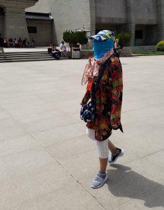 burka asiatico
