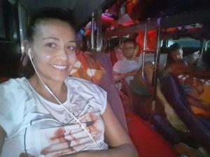 Viajar en bus por Vietnam