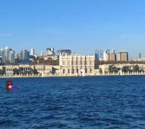 Dolmabahce Palacio Estambul