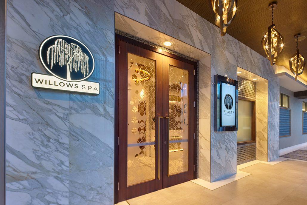 Willows Spa  Best Spa in San Diego  Viejas Casino  Resort