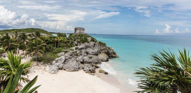 Beste Reiseziele im Januar Mexiko Karibik