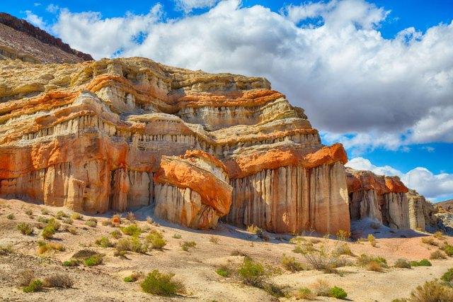 Sehenswürdigkeiten in Las Vegas Red Rock Canyon Nevada