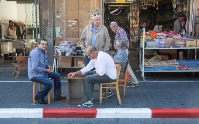 Flohmarkt von Jaffa