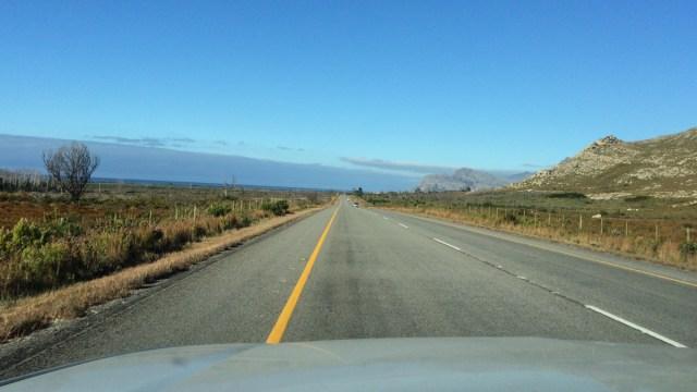 Südafrika Tipps zum Autofahren