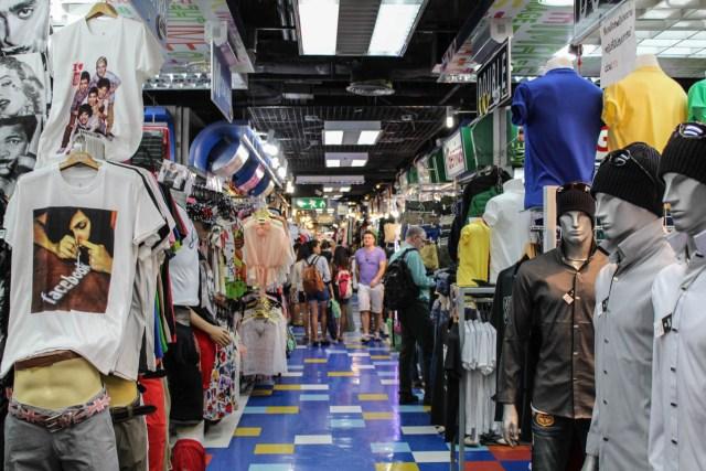 MBK Shopping Center |Bangkok