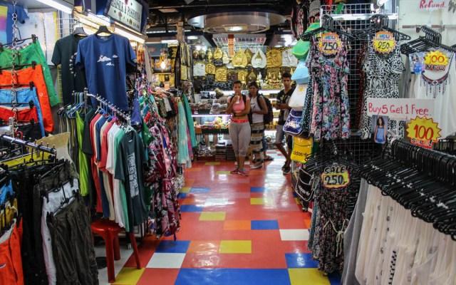 Bangkok MBK Shopping Center