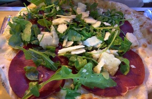 Pizzeria Ai Marmi Holzofen